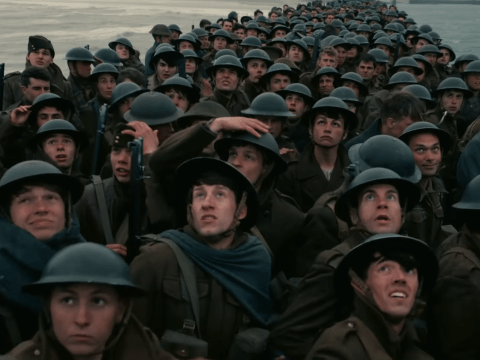 The first trailer for Christopher Nolan's Dunkirk is here and it looks epic