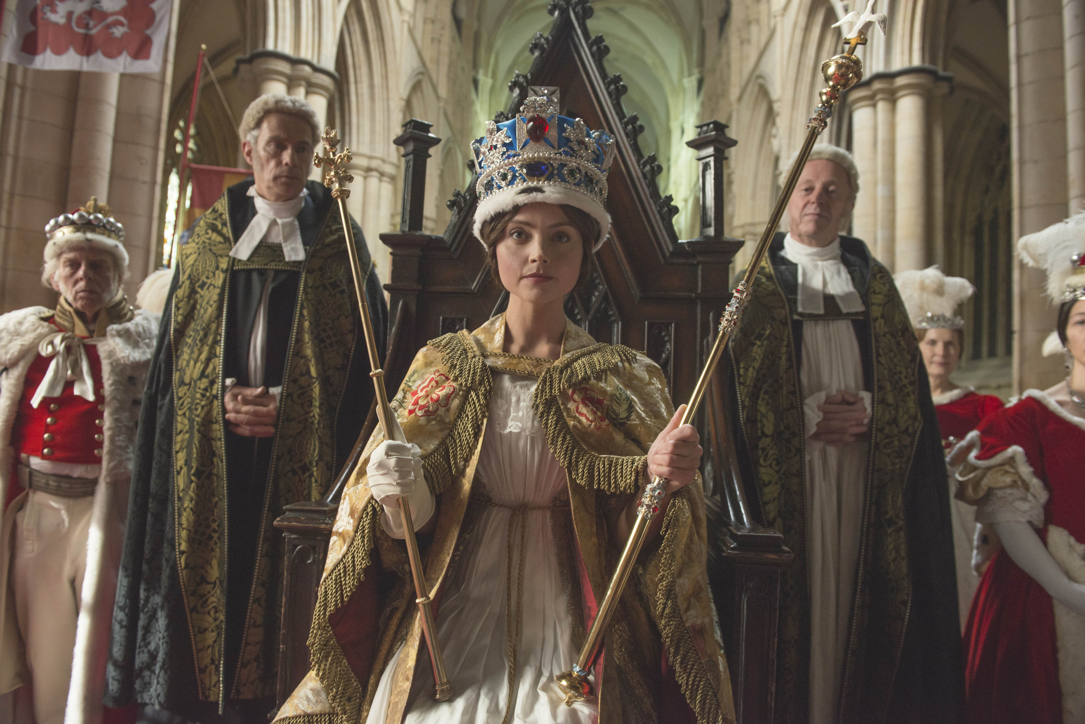 Victoria to return for a Christmas special (but it's not airing until 2017)