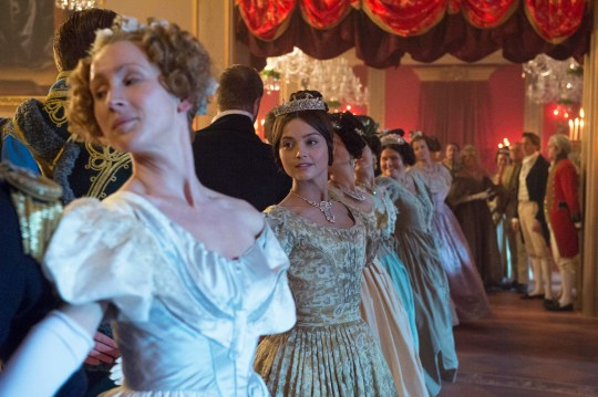 Victoria Christmas Special.Victoria Writer Says Itv Turned Down Christmas Special Didn