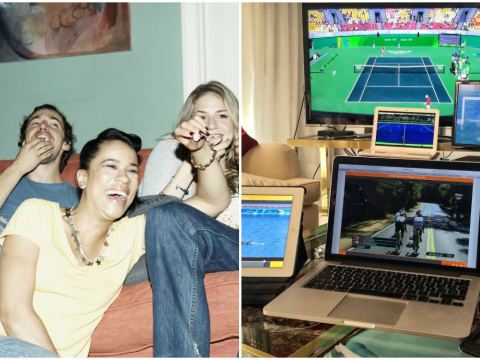 This is how to watch the Olympics in style