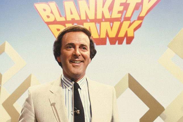 1fd61c01 Blankety Blank is making a telly comeback but will it be the same without  Sir Terry Wogan?