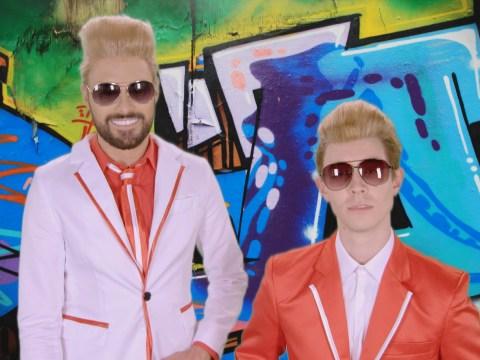 No pop star escapes ridicule in Rylan Clark and Matt Edmonson's new Xtra Factor Live advert