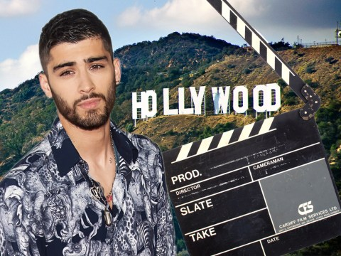 Zayn Malik to star in new TV show about a boy band