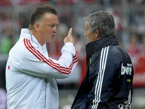 Jose Mourinho blames former Manchester United boss Louis van Gaal for current three-game losing streak