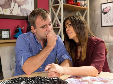 There's no Coronation Street tonight due to the England v Scotland World Cup qualifier