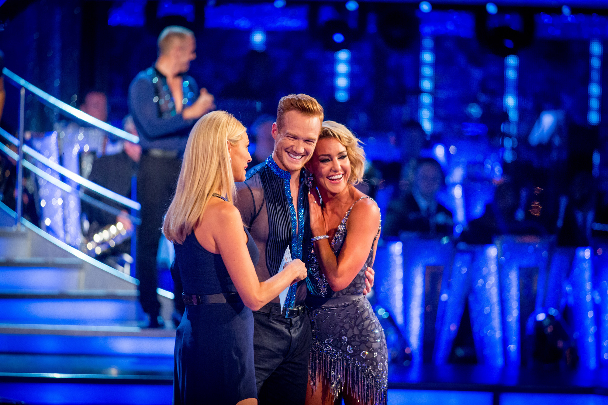 Strictly Come Dancing: Everyone is swooning for Greg Rutherford, and no one's surprised over Laura Whitmore's pairing