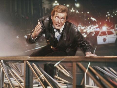 Roger Moore celebrates the 80th birthday of the film studios where Bond was filmed