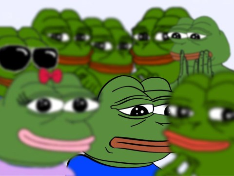 Cartoon frog called Pepe the Frog officially classified as 'hate symbol'