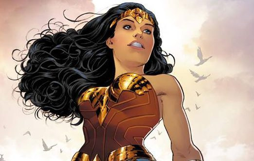 The writer behind Wonder Woman has confirmed the heroine is bisexual (Picture: DC Entertainment/Nicola Scott/Facebook)
