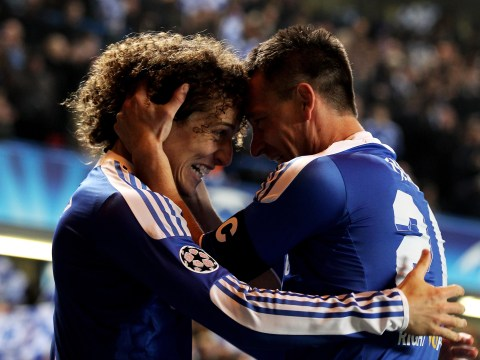 Four reasons why John Terry will be delighted with the return of David Luiz