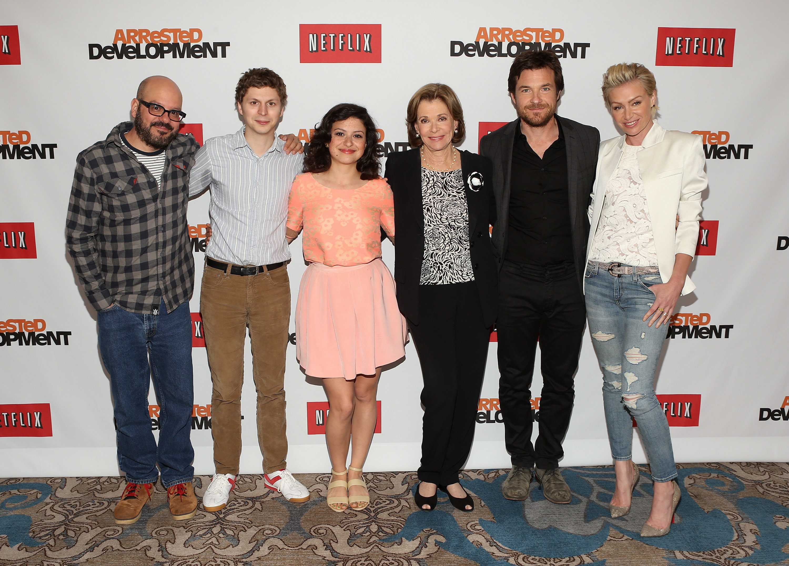 Lucille Bluth says everybody's 'on board' for Arrested Development season 5