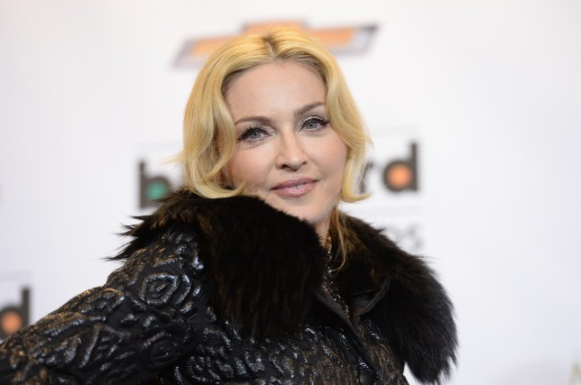 Madonna has shared a nude selfie in support of US presidential nominee Hillary Clinton (Picture: Jason Merritt/Getty Images)