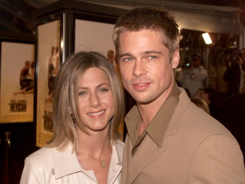 Jose Mourinho called Brad Pitt a w****r after he was knocked for six by Jennifer Aniston