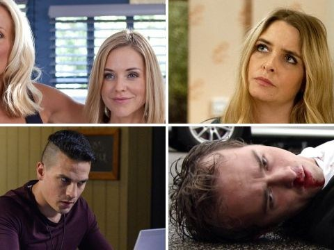 25 soap spoilers: Coronation Street and Emmerdale violence, EastEnders clash, Hollyoaks tragedy