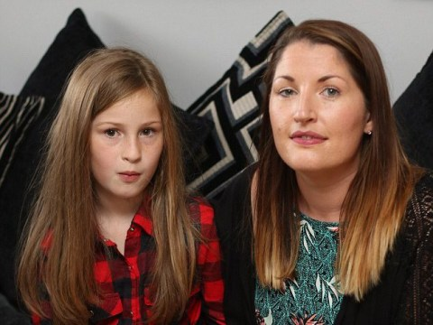 Mum of girl, 8, with cerebral palsy told she'll 'grow out of it'