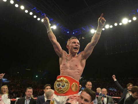 Just a date and venue need to be decided in Leo Santa Cruz versus Carl Frampton 2, reveals boxer's father