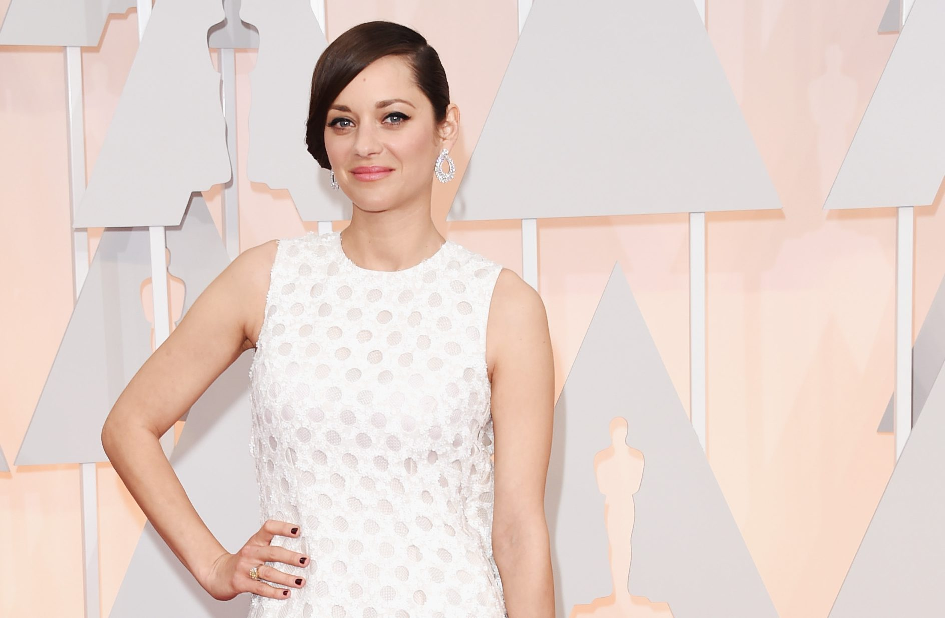 Marion Cotillard has hit back at rumours she had an affair with Bard Pitt (Picture: Getty Images)