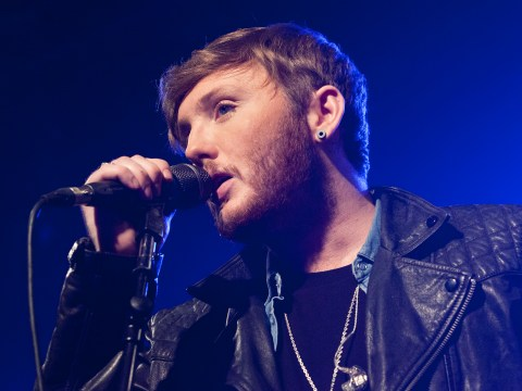 Former X Factor winner James Arthur on being suicidal and how fame 'cracked' him