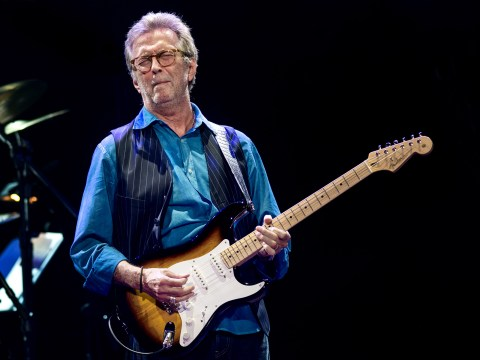 God is back! Eric Clapton returns to the Royal Albert Hall for 2017 dates