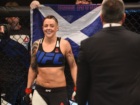 UFC 203 preview: Rejuvenated Joanne Calderwood not thinking of title shot ahead of Jessica Andrade fight