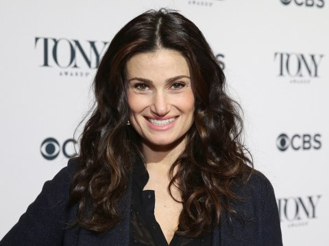 Broadway star Idina Menzel criticised by mental health charity for joking about slitting her wrists