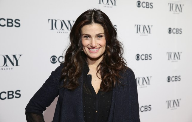 "NEW YORK, NY - APRIL 30: Actress Idina Menzel, nominee for Best Performance by an Actress in a Leading Role in a Musical for ""If/Then,"" attends the 2014 Tony Awards Meet The Nominees Press Reception at the Paramount Hotel on April 30, 2014 in New York City. (Photo by Neilson Barnard/Getty Images for Tony Awards Productions)"