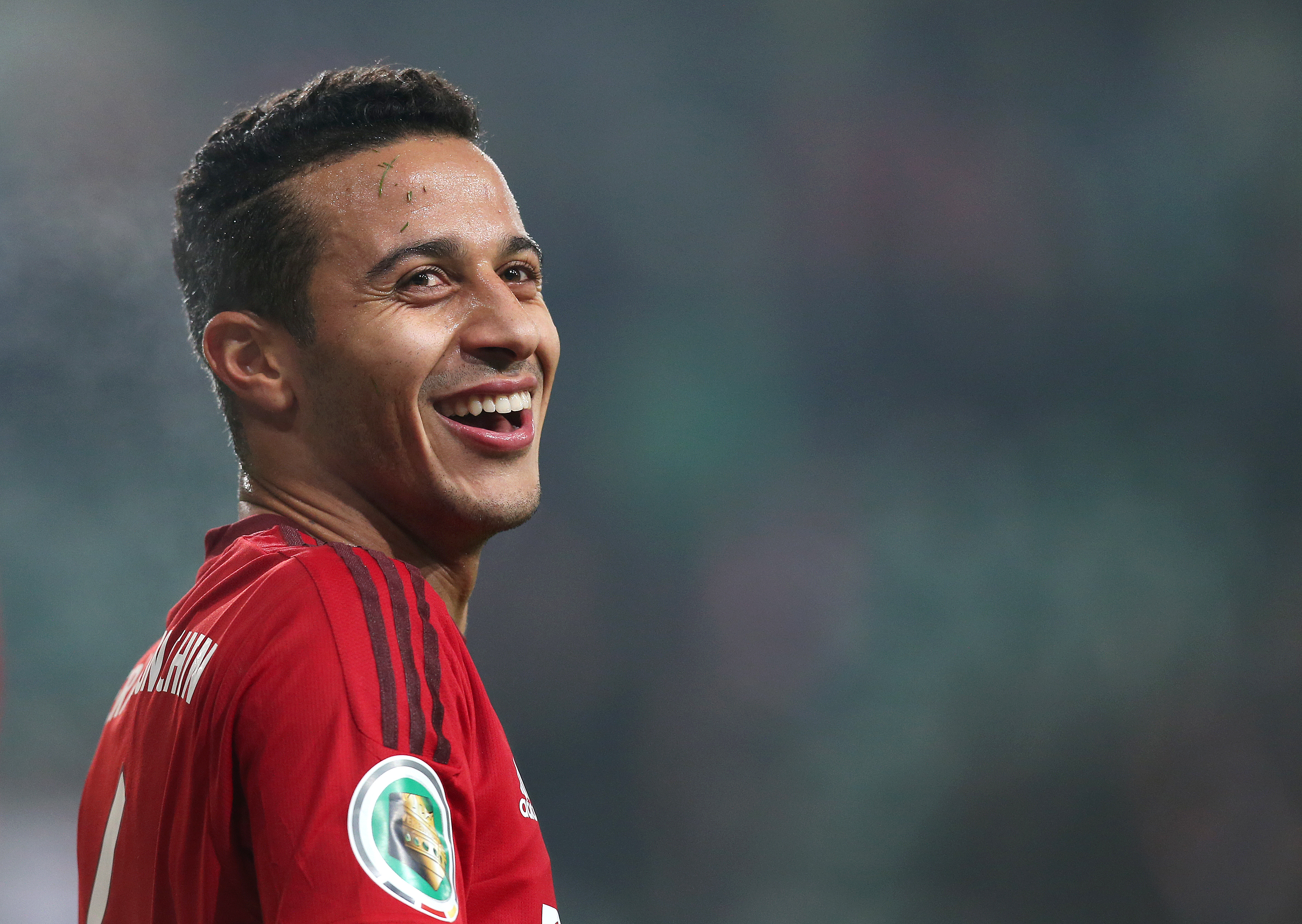 Liverpool tried to sign Thiago Alcantara, according to Brendan Rodgers