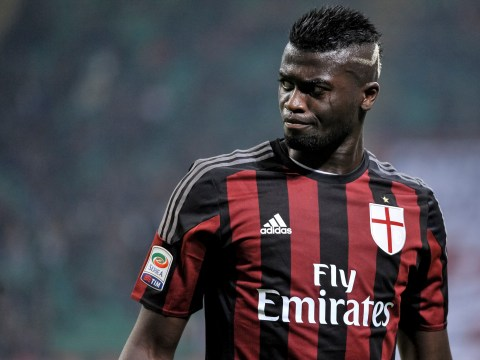 Arsenal target M'Baye Niang in talks to leave AC Milan this January, confirms Vincenzo Montella