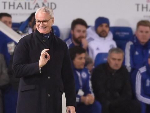 Claudo Ranieri would share a drink with 'fantastic' Jose Mourinho