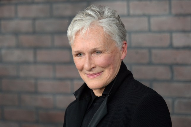 Glenn Close has spoken of why it's harder to land leading film roles (Picture: Andrew Toth/FilmMagic/Getty Images)