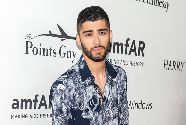 Zayn Malik hates being a celebrity (Picture: Gilbert Carrasquillo/FilmMagic)