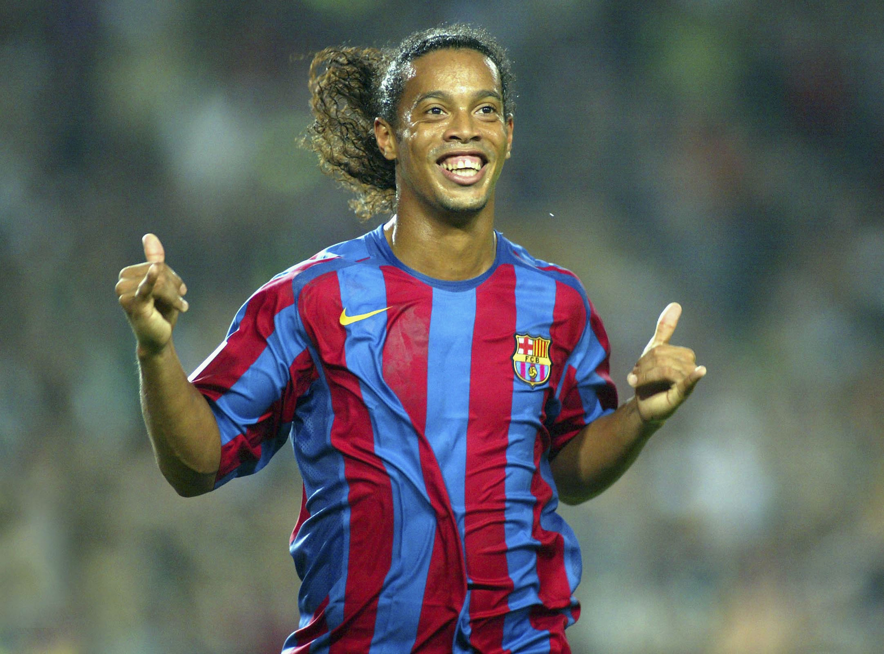 Ronaldinho believes Manchester City ace Gabriel Jesus can replace Lionel Messi as the best player in the world