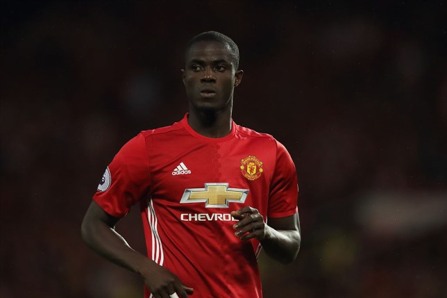 MANCHESTER, ENGLAND - AUGUST 19: Eric Bailly of Manchester United during the Premier League match between Manchester United and Southampton at Old Trafford on August 19, 2016 in Manchester, England. (Photo by Matthew Ashton - AMA/Getty Images)