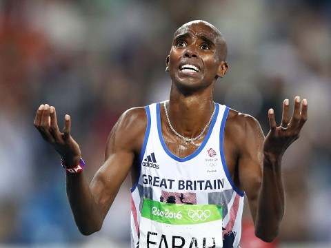 Team GB stars Mo Farah, Helen Glover and Justin Rose's medical files released by hackers Fancy Bears