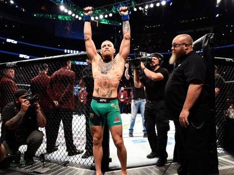 CONFIRMED: Conor McGregor WILL fight Eddie Alvarez in New York at UFC 205