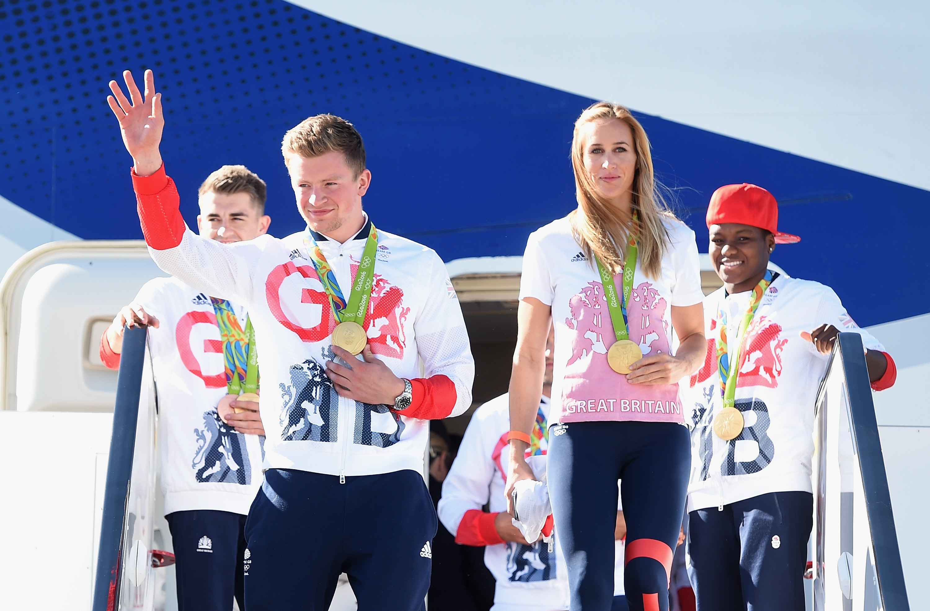 Team GB Olympic celebration parade dates and cities confirmed