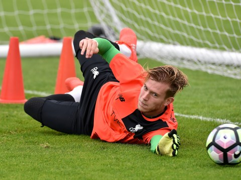 Loris Karius set for return to full training with Liverpool after broken hand injury