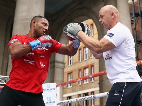 Johnny Nelson thinks Kell Brook has speed to knockout Gennady Golovkin