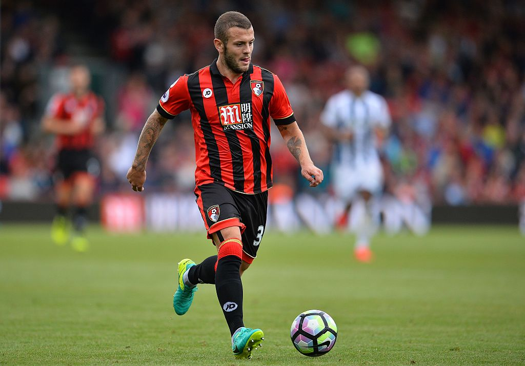 Arsenal star Jack Wilshere is one of the best midfielders in the world, claims Bournemouth's Harry Arter