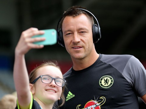 Chelsea star John Terry set to return to full fitness in time for Hull City clash