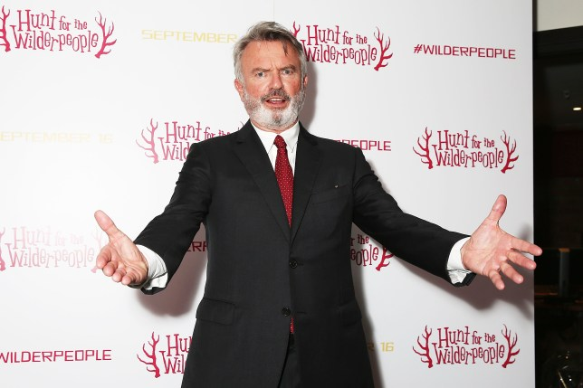 Sam Neill has revealed he will appear in Thor 3 (Picture: Dave J Hogan/Dave J Hogan/Getty Images)