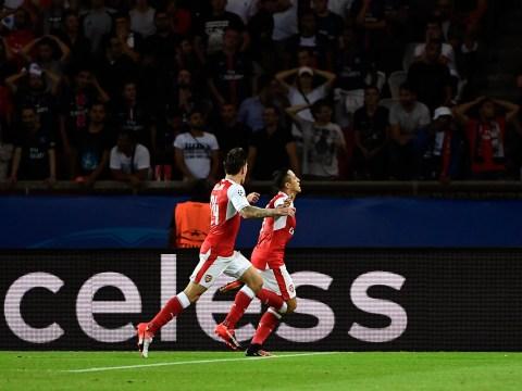 Paris Saint-Germain 1 Arsenal 1 player ratings: Wonderful David Ospina secures point in Paris