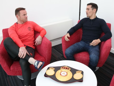 Wayne Rooney aims for double Manchester victory on September 24 with Anthony Crolla and United in action