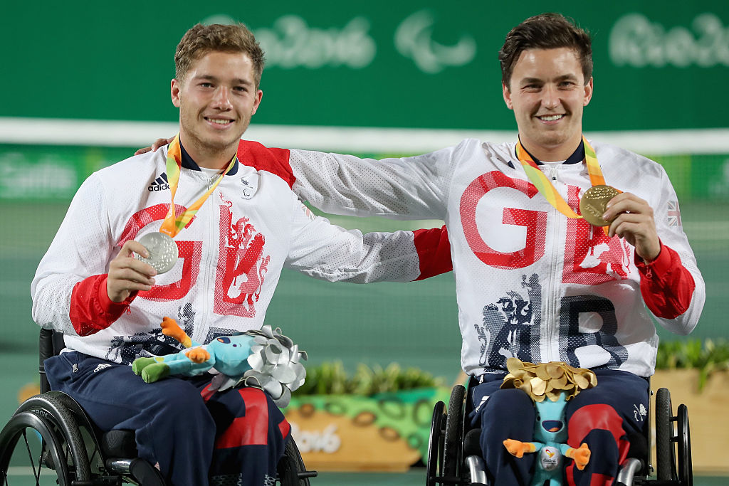 Great Britain Paralympics team overtakes 2012 medal total on day nine of Rio 2016
