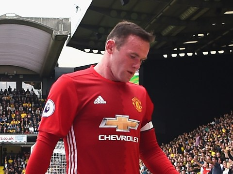 Jose Mourinho to axe Wayne Rooney for Manchester United v Leicester City