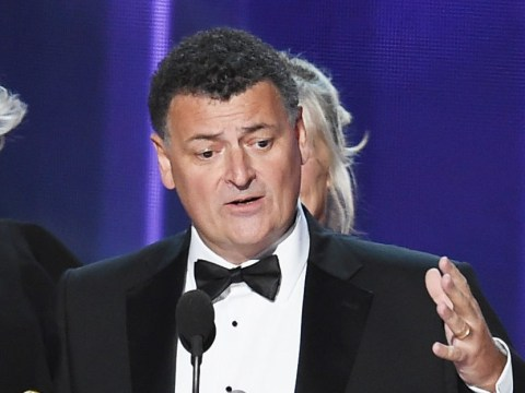 Steven Moffat used his Emmy win to diss Love Productions over Great British Bake Off