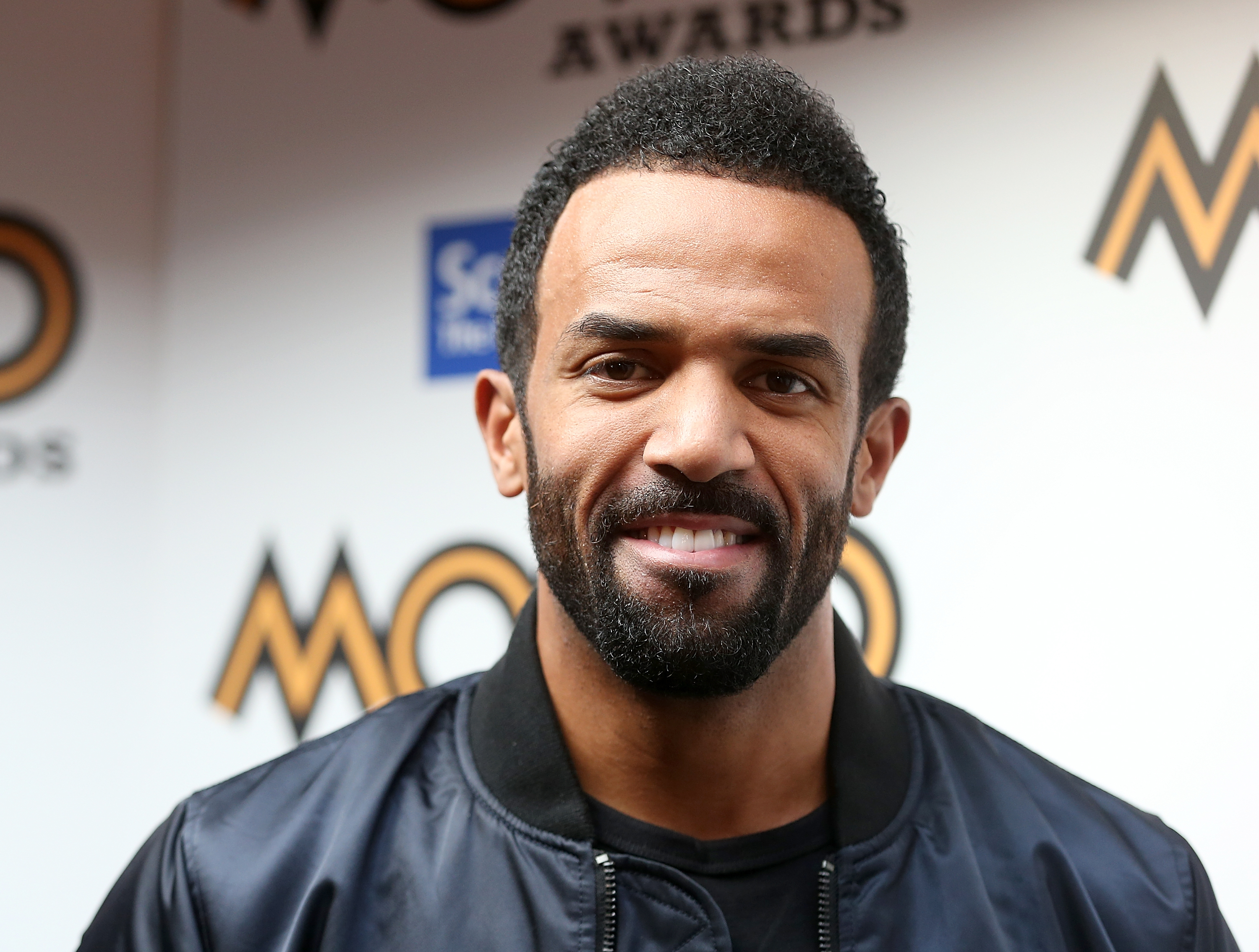 Singer Craig David has received two nominations for the MOBO Awards 2016 (Picture: Danny Martindale/WireImage/Getty Images)