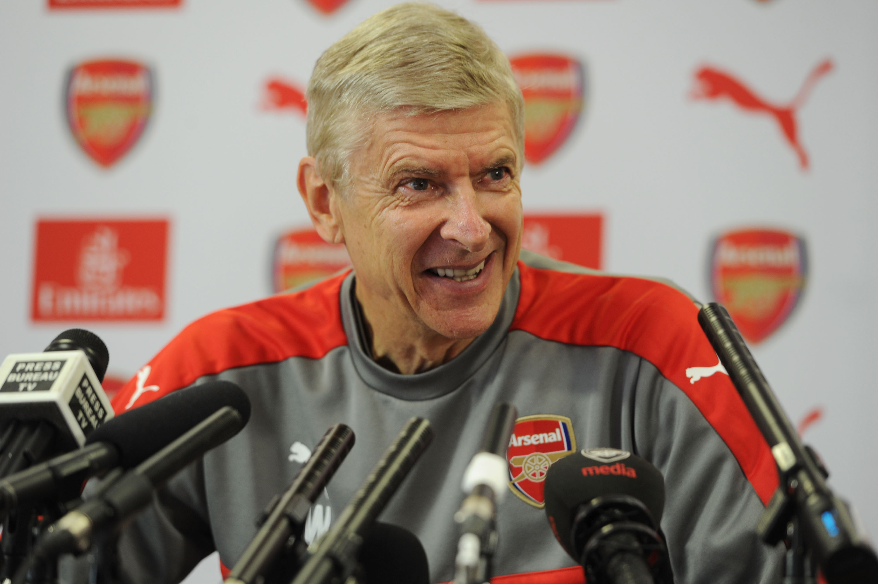 Arsenal boss Arsene Wenger reveals the three best players he's ever coached