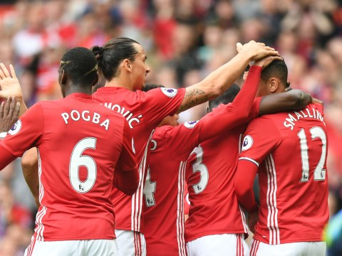 Manchester United 4-1 Leicester City: Paul Pogba shines as champions humbled