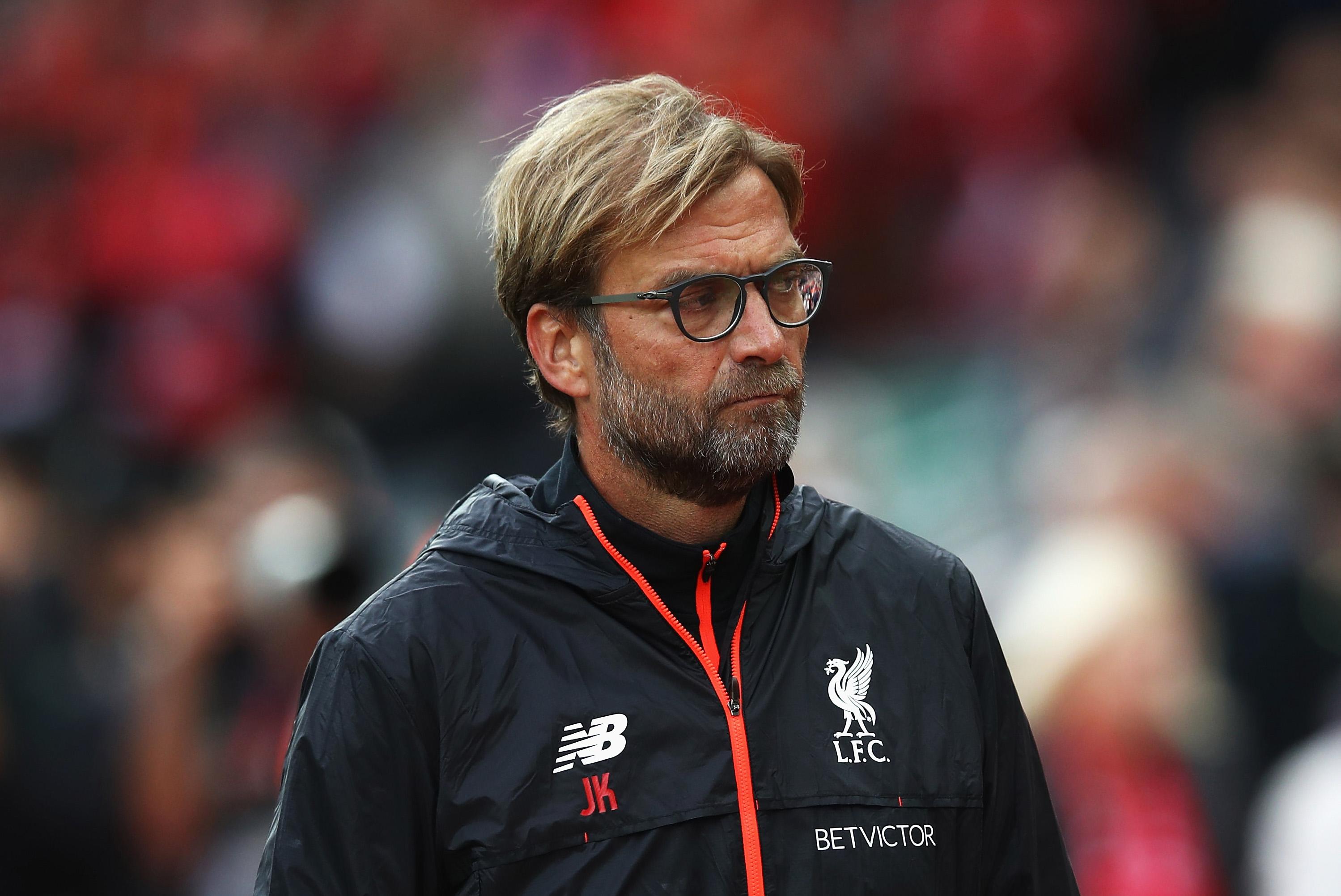 Jurgen Klopp reveals Divock Origi is a concern as Liverpool look to maintain winning streak